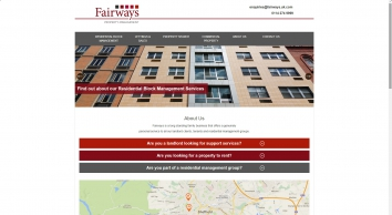 Fairways Property Management | Sheffield Property Management