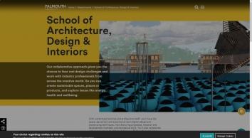 School of Architecture, Design & Interiors | Falmouth University