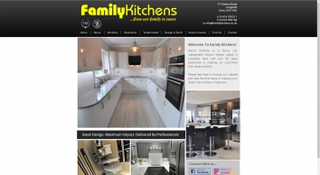 fitted kitchens in longfield, dartford, kent | Family Kitchens Ltd