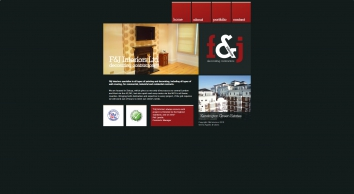 F & J Interiors Ltd - Decorating Contractors