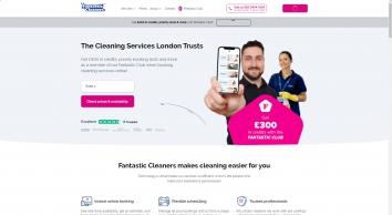 Fantastic Cleaners London