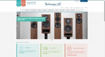 Fanthorpes HiFi | British high end Hi-Fi and Devialet