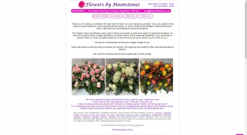 Moonstones Florists