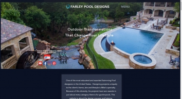 Mike Farley Pool Designer