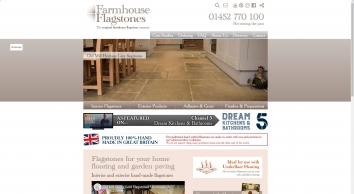 Farmhouse Flagstones