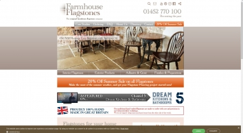 Farmhouse Flagstones
