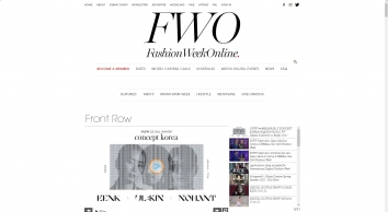 Fashion Week Online® | Where Every Week is Your Fashion Week