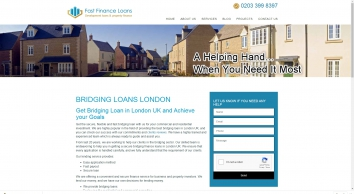 Bridging Loans | Bridging Finance London | Bridging Finance UK