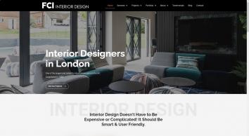 Interior Designers London - Luxury Interior Design Company