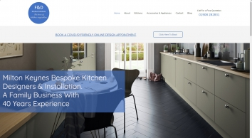 F & D Kitchens Solutions Ltd
