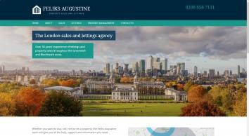 Feliks Augustine , Greenwich