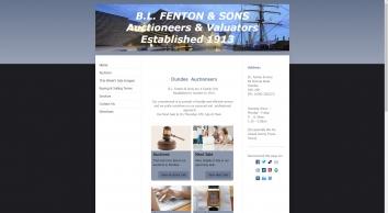 B.L. Fenton & Sons - Home