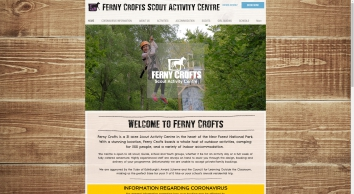Ferny Crofts Scout Activity Centre