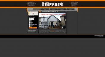 Marketed by Ferrari Dewe, Harrow