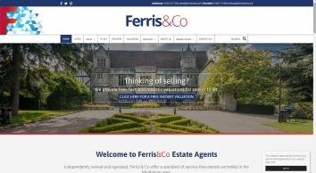 Ferris Co, Penenden Heath