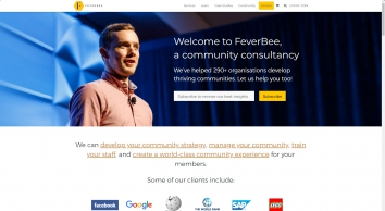FeverBee: Online Community Consultancy, Courses & Software
