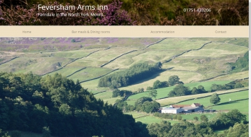 The Feversham Arms Farndale