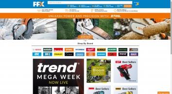 FFX | Power & hand tools | building & plumbing supplies