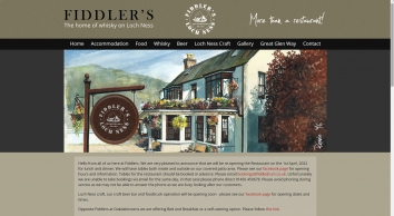 Fiddlers Highland Restaurant