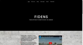 Fidens Partners LLP