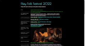 Filey Folk Festival