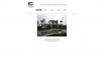 Studio di architettura e progettazione di interni—Architetto Filippo Chiocchetti