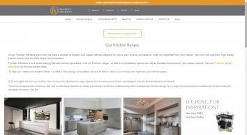 North London Kitchen showroom