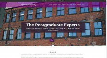 Find A University Ltd