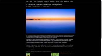 Landscape Photography by Ed Collacott
