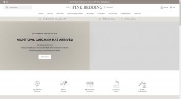 Fine Bedding