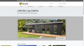 Finnish Log Cabins Ltd T/A Lillevilla