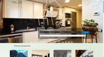 Finques 3 Cases Andorra Real Estate, Escaldes-Engordany