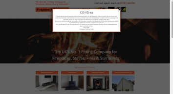 Fireplace-fitters Co UK Ltd