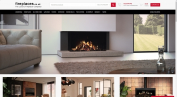 Design Fireplaces and Gas Fireplaces in Cambridge | Anglia Fireplaces