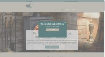 Hearth and Home Fireplaces Sheffield