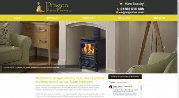 The Dragon Fireplace Co