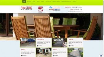 Firmstone Drives and Patios