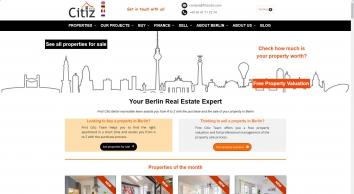 First Citiz Berlin, Berlin
