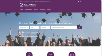 First Degree Student Lettings