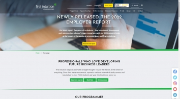 First Intuition - A fresh approach to accountancy training