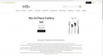 Buy Designer Homeware & Kitchenware Online - H.E. Wilson First Ireland Ltd