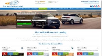 First Vehicle Finance Ltd