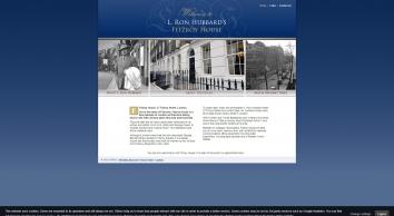 L Ron Hubbard\'s Fitzroy House