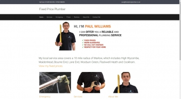 fixedpriceplumber.co.uk