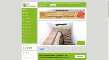 Wood Floor Sanding London, Installer, Fitting Wood Floor Specialist Barnet, Golders Green – Fix Flooring