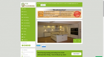 Wood Floor Sanding London, Installer, Fitting Wood Floor Specialist Barnet, Golders Green – Fix Flooring