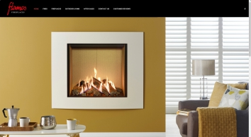 Flames Fireplaces Limited