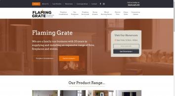 Flaming Grate Heating