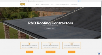 R & D Roofing - Flat Roofing Contractors
