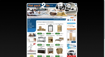 Flatpack2go - Online Home and Bedroom Furniture Store